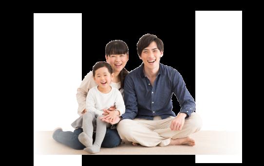 ご家族の笑顔溢れる健康な毎日は、「いい眠り」から