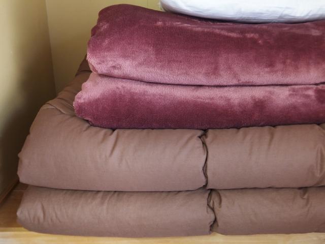 敷き布団を買い換えようと思っていますが、古い布団は引き取ってもらえますか?