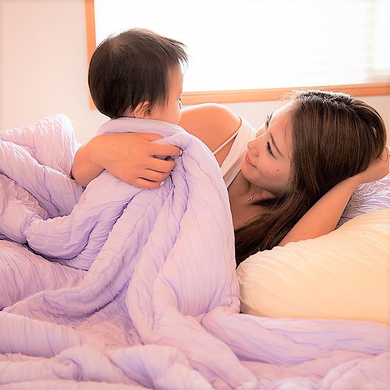 喘息、アレルギー、アトピーの人のための寝具選び その2