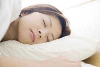 寝返り上手は、眠り上手!?