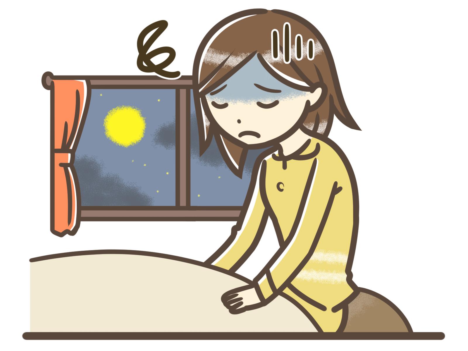 快眠には寝返りが多い方がいいの?