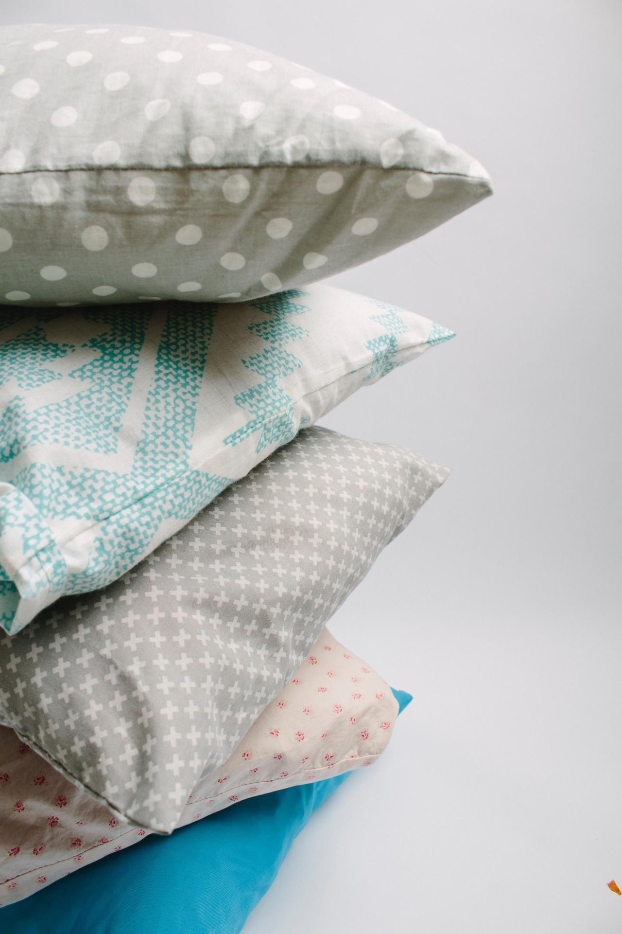 枕カバーは下着と一緒!プロが解説 枕カバーの洗濯頻度とは?